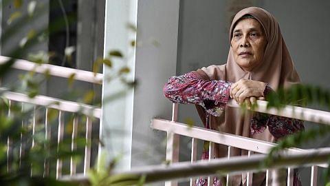 Isteri kesepian harapkan simpati dan bantuan jaga orang tersayang