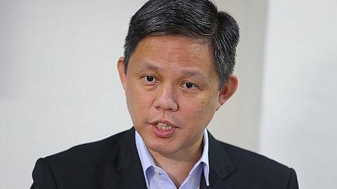 Perjanjian ekonomi digital baru dibangun agar S'pura kekal terhubung: Chun Sing