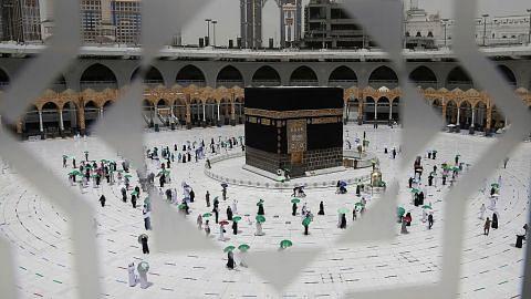 Saudi izin umrah bagi jemaah dari luar negara mulai 10 Ogos