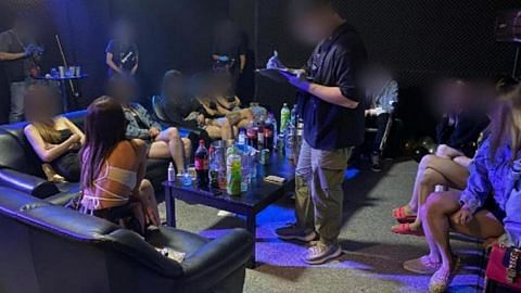 Operasi berterusan banteras pengendali kelab malam tidak berlesen