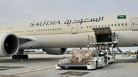 Saudi kirim 3 pesawat isi bantuan Covid-19 ke M'sia