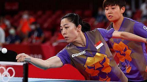 Tenis wanita SG disingkir China, pulang tangan kosong