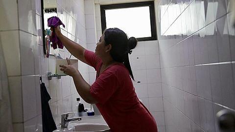Lebih banyak pemeriksaan perubatan bagi pembantu rumah