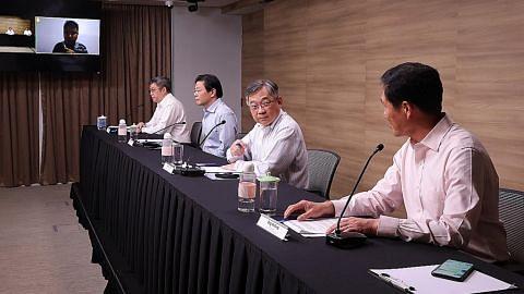 70% penduduk SG terima kededua dos vaksin Covid-19 jelang 9 Ogos