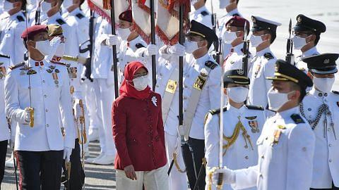 Semangat patriotik tetap percik suasana perayaan