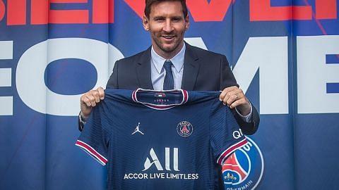 Messi ingin rangkul Liga Juara-Juara sekali lagi