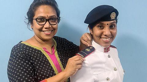 Mantan jururawat kongsi ilmu selepas sertai tentera