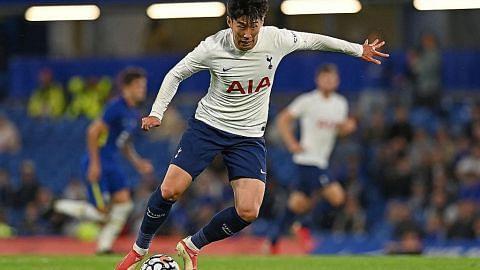 'AYAM TAMBATAN' SPURS DAN CITY JACK GREALISH mahu beraksi di Liga Juara-Juara SON HEUNG-MIN tidak suka kalah