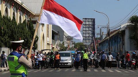 Indonesia berwaspada dalam menyambut kemerdekaan