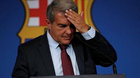 Barcelona berhutang lebih $2b, keadaan membimbangkan