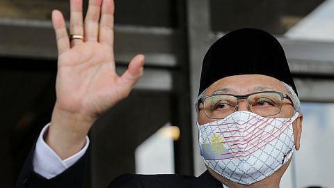 114 AP jumpa Agong sokong Ismail Sabri jadi PM