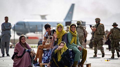 Pemimpin dunia prihatin perkembangan di Afghanistan