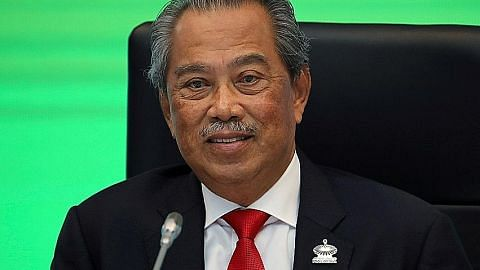 Muhyiddin rasa lega lepaskan tugas PM