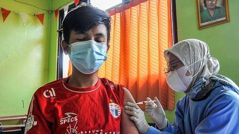 Indonesia fokus agih vaksin sumbangan negara lain