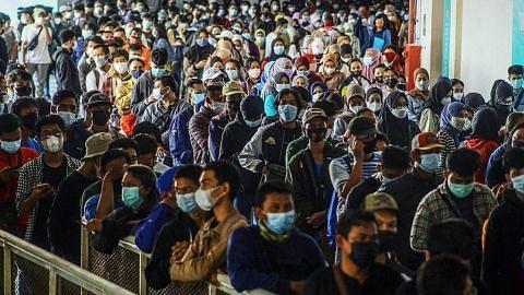 Sekatan dilonggar sedang kes berkurangan di Indonesia