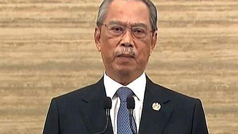 Muhyiddin yakin hubungan M'sia-SG dapat diperkukuh di bawah PM baru