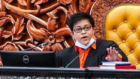 Timbalan Speaker Dewan Rakyat harus daripada pembangkang: Azalina