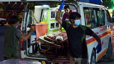 Singapura kutuk serangan bom di Kabul Angka korban meningkat, anggota Taleban, tentera Amerika antara mangsa