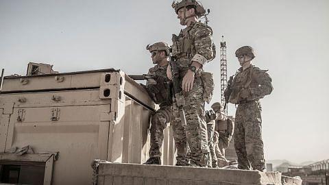 AS lancar serangan dron atas perancang ISIS-K