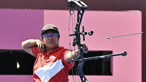 Nur Syahidah tersingkir dalam pusingan kalah mati individu wanita