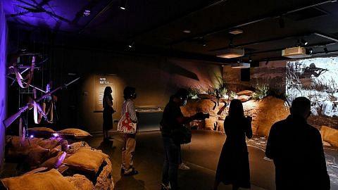 Muzium 'Reflections at Bukit Chandu' yang dinaik taraf dibuka semula 9 Sep