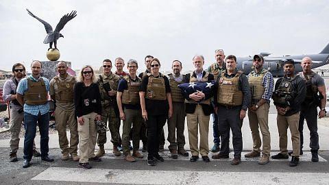 Pengunduran AS dari Afghanistan petanda berakhir tugas 'polis dunia': Biden