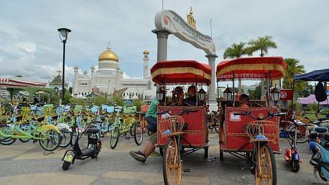 Varian Delta telah menular di Brunei