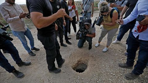 6 militan Palestin gali lubang untuk loloskan diri dari jel Israel