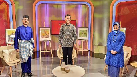 Chun Sing: Perlu banyak berlatih kuasai bahasa Melayu