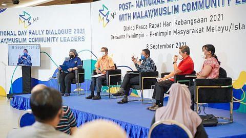 Isu kerja, diskriminasi antara topik dalam dialog pasca-Rapat Hari Kebangsaan Melayu/Islam