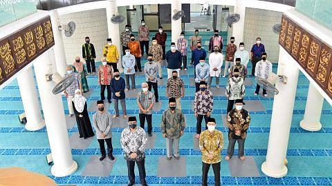 Golongan muda bentuk sepertiga pemimpin baru masjid kelompok barat