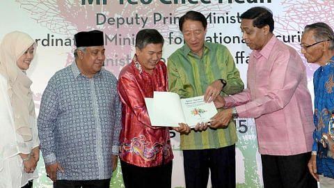 Masyarakat Islam SG turut terkejut; pemimpin kerja keras 'jernihkan' suasana