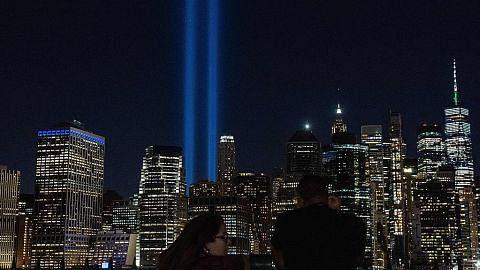 Amerika, dunia peringati serangan pengganas 9/11