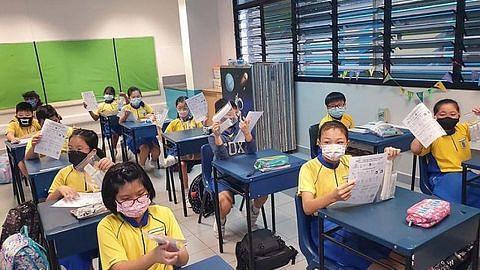 808,000 kit ujian ART diagih kepada murid, kakitangan sekolah rendah MOE