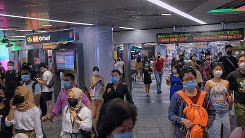 MHPA: Warga SG digalak kurangkan kegiatan sosial, patuhi langkah selamat