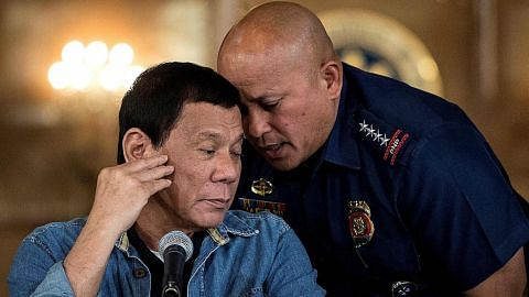 Pelaksana dasar perang dadah Duterte lebih rela 'digantung' di Filipina