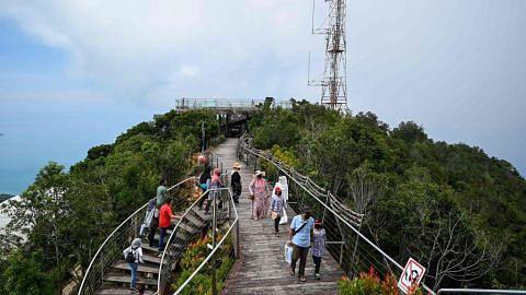 Melaka, Tioman dan Genting Highlands dibuka kepada pelancong