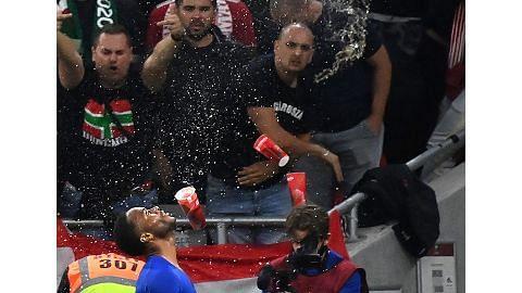 Insiden perkauman: Fifa arah Hungary aksi 2 perlawanan tanpa penyokong