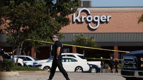 1 maut, 12 cedera dalam tembakan rambang di pasar raya AS