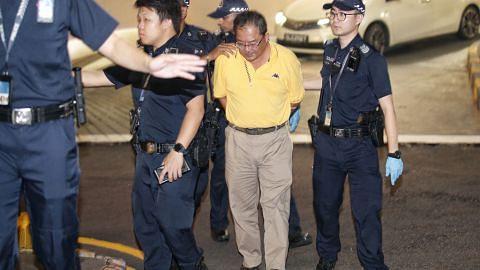 Kemalangan maut di Lucky Plaza: Drebar dipenjara 2 tahun, 6 bulan