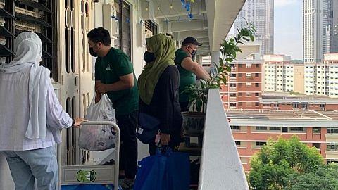 'Mereka mahu keluar dari flat sewa tapi kurang yakin, rasa terperangkap dalam kesusahan'