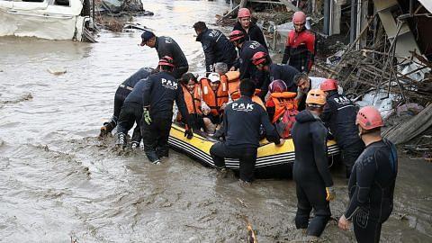 Banjir kilat antara kesan perubahan iklim