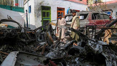 Pelan AS awasi Al-Qaeda di Afghan melalui serangan udara timbulkan keraguan