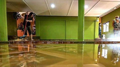 Mangsa banjir di Kedah kian bertambah