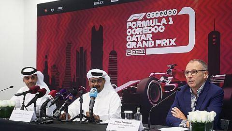 Qatar anjur perlumbaan sulungnya bulan depan