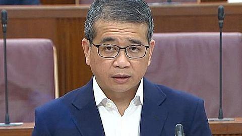 Team SG diberi penghormatan di Parlimen