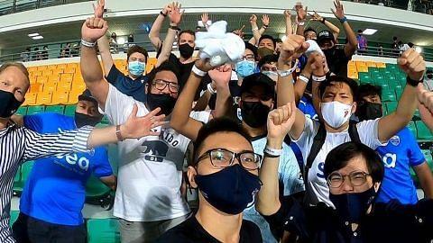 Lion City Sailors hadapi tugas berat rampas kejuaraan Liga Perdana SG Reputasi kelab setempat jadi taruhan?