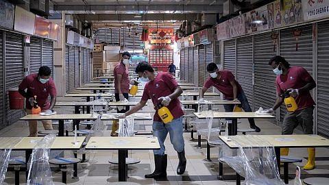Pasar, pusat penjaja Tekka ditutup hingga Ahad
