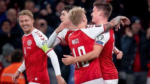 Denmark jamin tempat ke Qatar; Ronaldo terus tunjuk hebat dengan hatrik