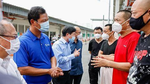 Kelewatan jagaan penghuni asrama Jalan Tukang disebabkan kurang sumber: MOM